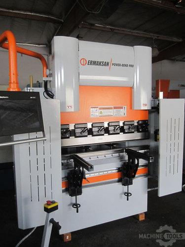 44 ton ermak power bend pro cnc press brake b