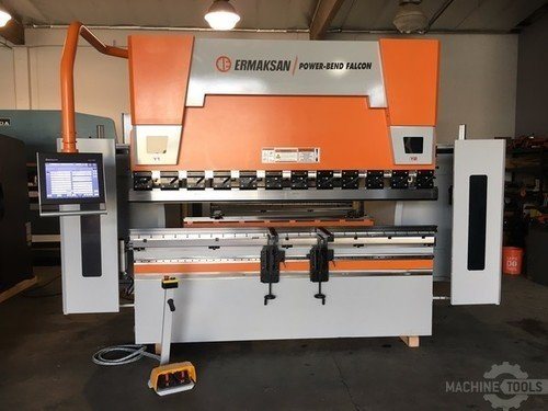 110 ton ermak power bend pro cnc press brake   2679   a