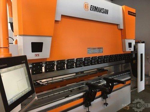150 ton ermak power bend pro cnc press brake   2680   a