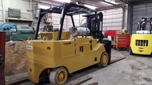 30 000lb. capacity cat t300 1 for sale  8