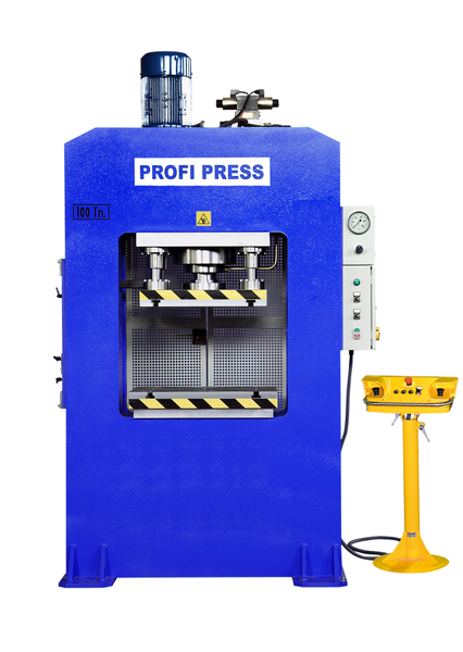 Production press