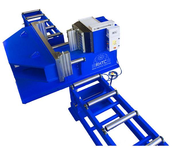 Hydraulic cambering press
