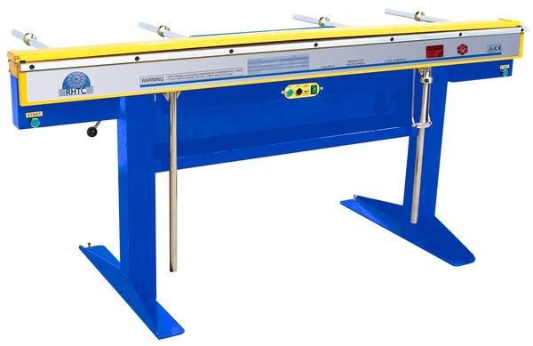Magnetic bending machine