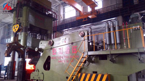 3150 ton forging press machine  5