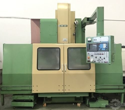 Mori seiki mv55 50 vertical machining center