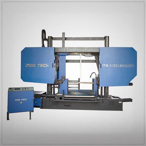 Manual swing arm type band saw machine 500x500