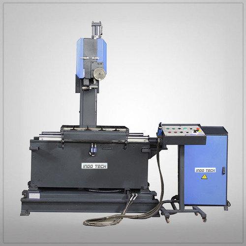 Hydraulic vertical bandsaw machine 500x500
