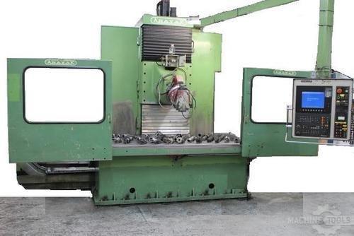 Fresadora columna movil anayak hvm 2300 nc service 00