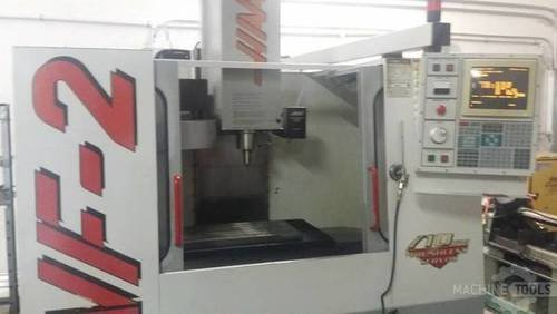 1997 haas vf 2 front