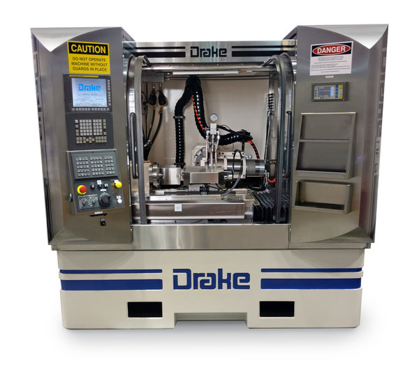 Drake gste 240 external thread grinder