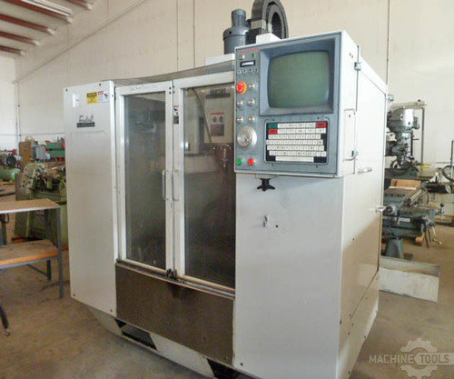 Fadal vmc 40 vertical machining center a