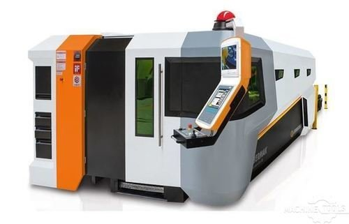 2000 watt ermak fibermak g force fiber laser cutting machine 1
