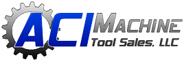 ACI Machine Tool Sales