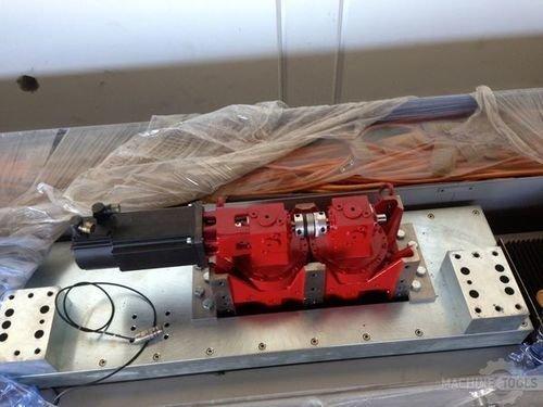 Par gantry drive motor