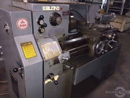 100898 leblond regal 15x30 engine lathe left