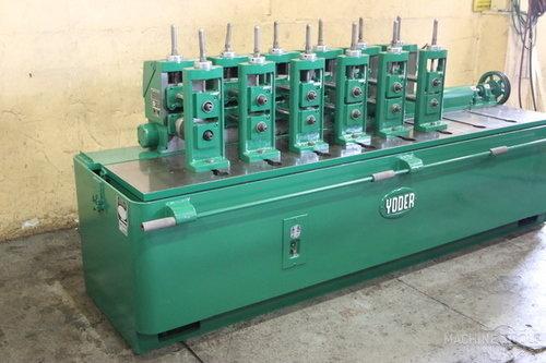 yoder machine