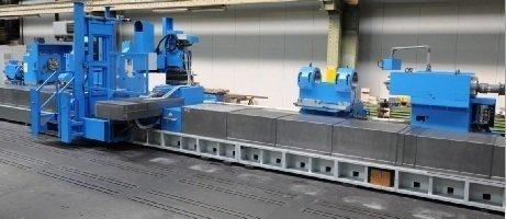 Wohlenberg drehmaschine pt1 1600 iv