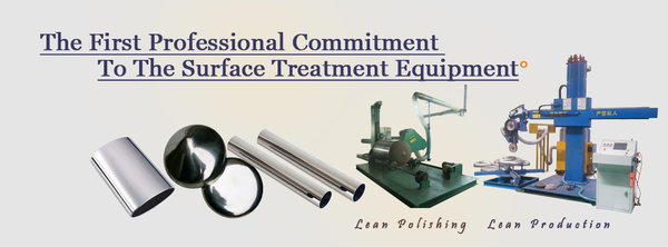 Abrasive belt polishing machine