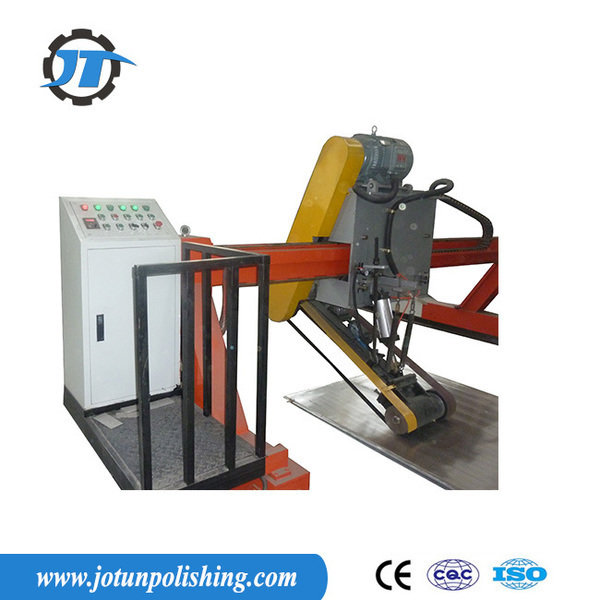 Stainless steel plate sheet grinding machine