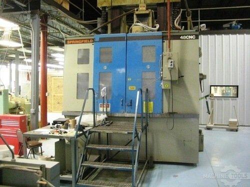 Sprinfield 48 vertical grinder