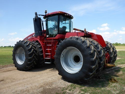 Case steiger 550hd awd tractor