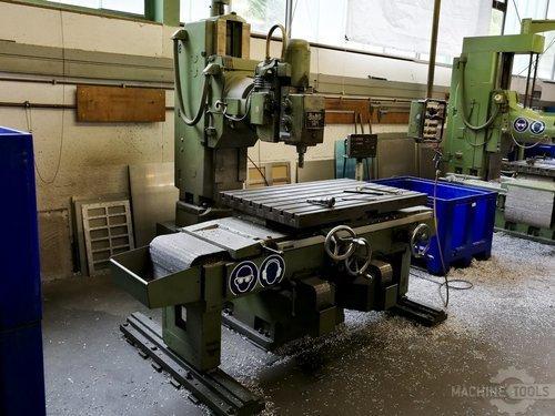 Left view for bokoe mf1 machine