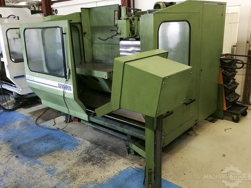 Right view for mikron wf 71 d machine