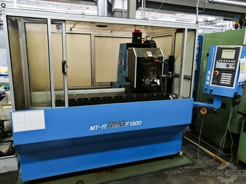 Front view for rmg mt 1t f 1300 machine
