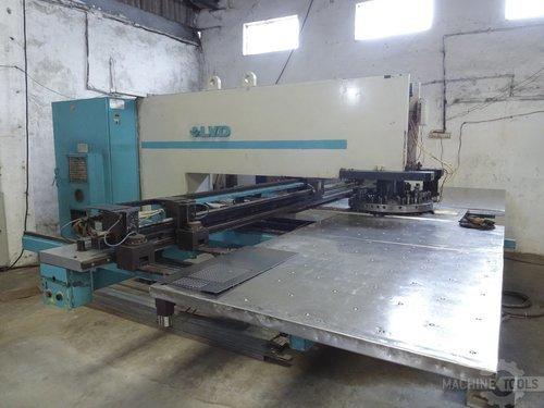 Left view for lvd delta 1250 lb tk machine