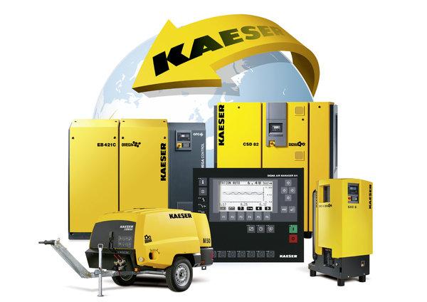 Kaeser globe products