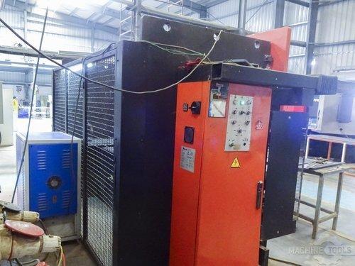 Left side view of amada it s2 103 machine