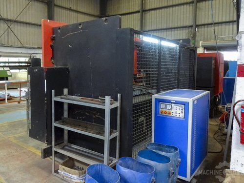 Right side view of amada it s2 103 machine