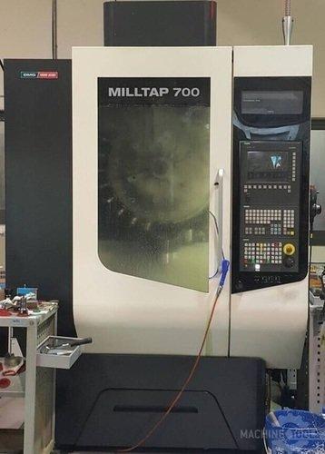 Milltap700 front