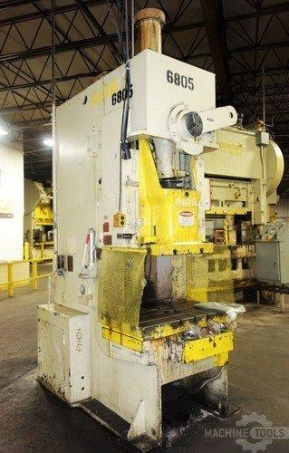 Aida pc 10  sn 10110 1426  110 tons gap press  dp1277  a2