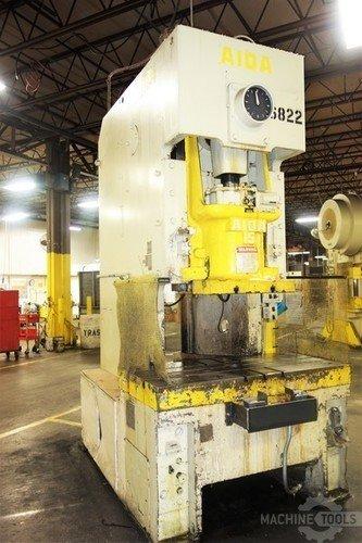 Aida c1 15  sn 00215 2031  165 ton gap press  dp1276  a1