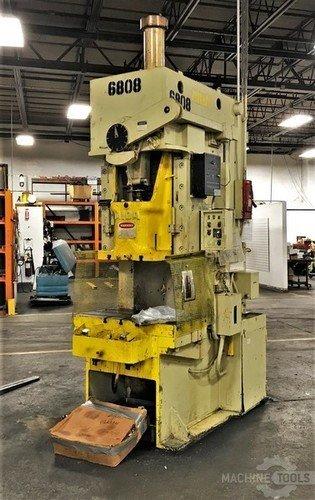 Aida pc 7 2  75 ton gap press  dp1278  a