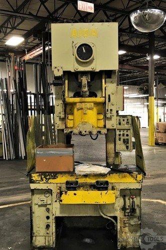 Aida c1 6 2  60 ton gap press  dp1279  a