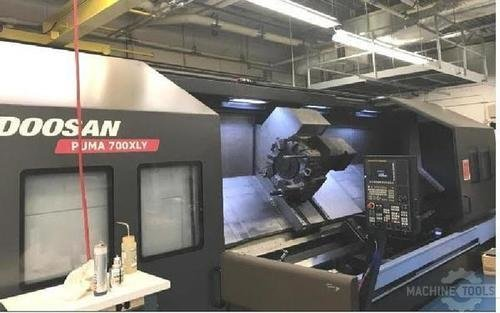 DOOSAN PUMA 700XLY CNC Lathes Used - Excellent #416922