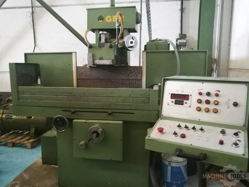 Front view of ger rs 50 25 machine