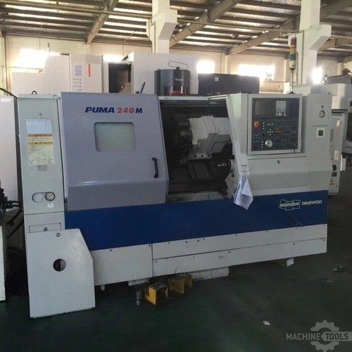 daewoo machine tools