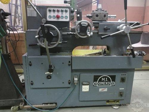 Front view of oneko 32 machine