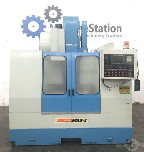 Used supermax max 3 cnc vmc