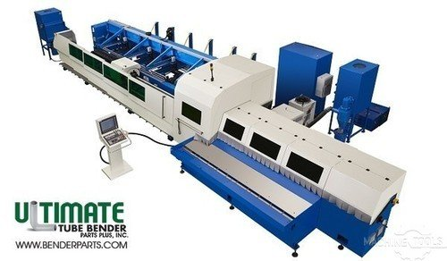 Soco slt 152 fiber laser tube cutting