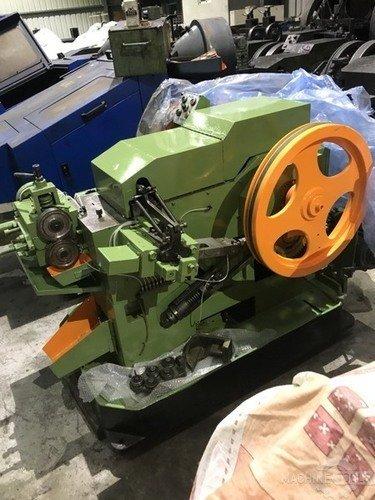 636 jin qi m5x52 heading machine with repainting p1