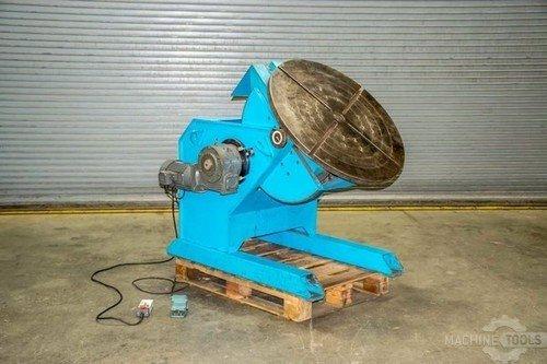 Gentec weld positioner