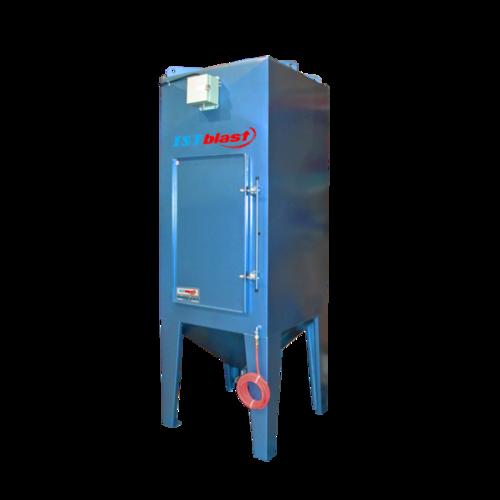 Dc100   sandblasting cabinet dust collectors   istblast