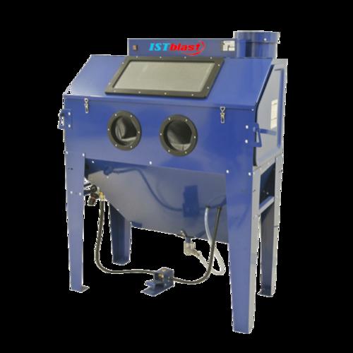 Eco 420   sandblasting cabinet for light duty applications