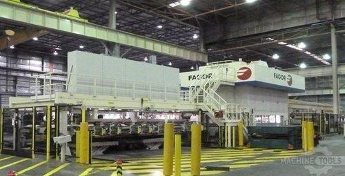 600 ton fagor  500602  a