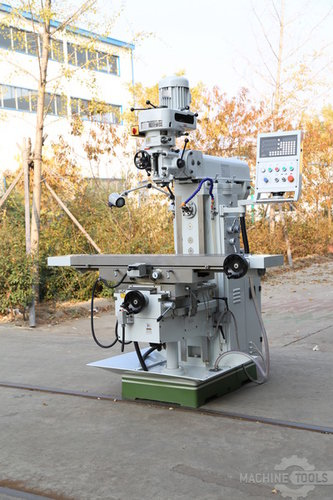 Vertical and horizontal milling miller
