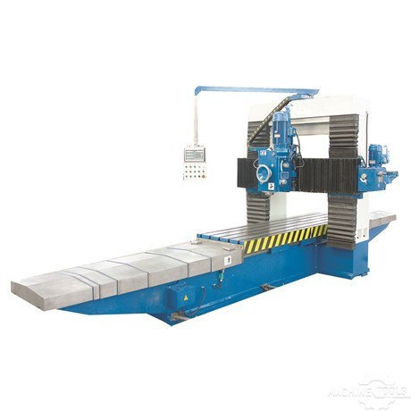 Gantry milling miller machine